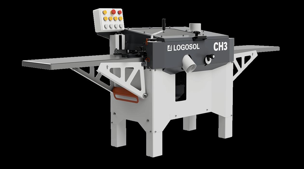 CH3 - Multi-Head - höyläkone