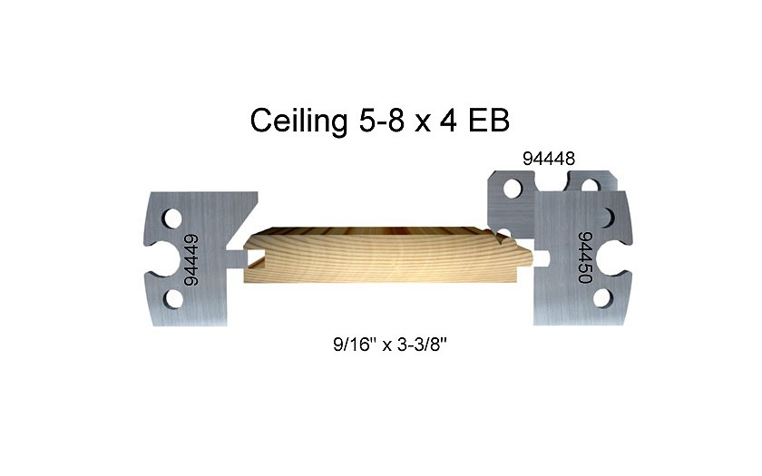 Ceiling 5-8 x 4 EB