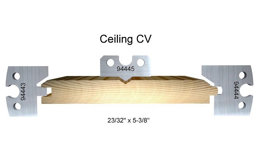 Ceiling CV
