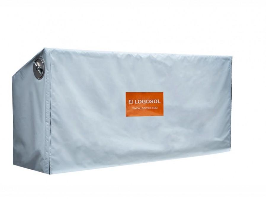 Logosol WDC Paketti sisältää kuivauskaapin ja puun kuivausagregaatti