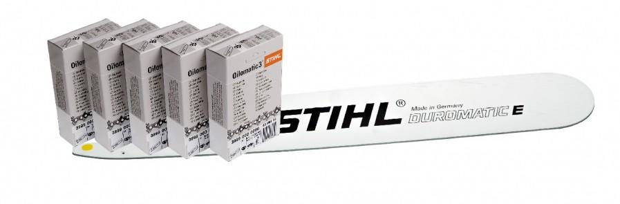 Teräpaketti 40cm - Solid Premium