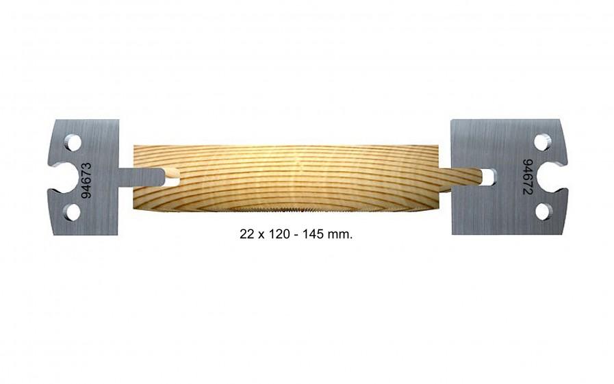 Straight, 22 mm