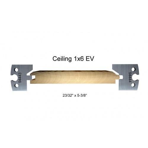Ceiling 1 x 6 EV