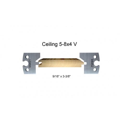Ceiling 5-8 x 4 V