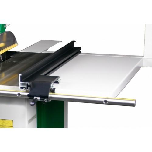 Klyyvipöydän levennys 900 x 440 mm + 1 kpl pikakiinnike