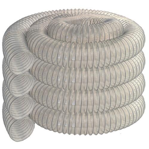 Puruimurin letku, 100 mm, 12 m