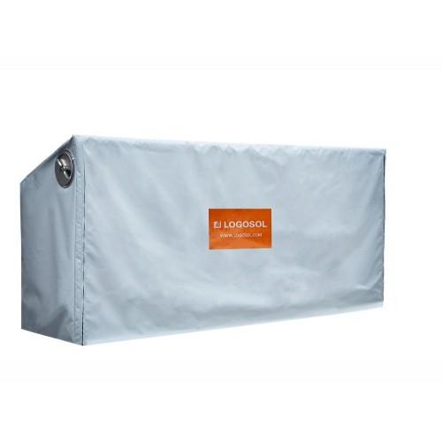 Logosol WDK Paketti sisältää kuivauskaapin ja puun kuivausagregaatti
