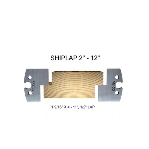 "Shiplap 2"" - 12"""