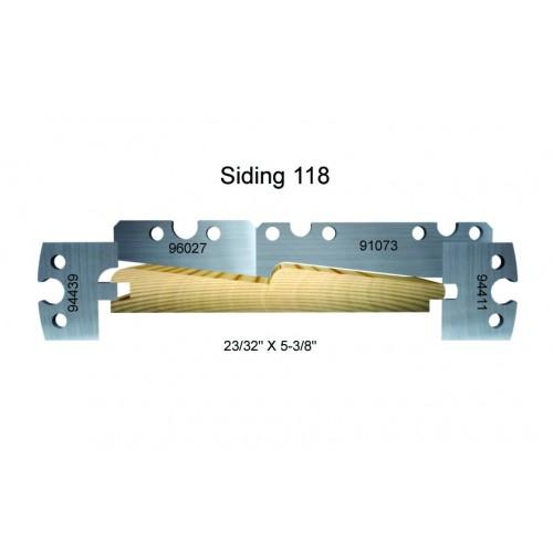 Siding 118