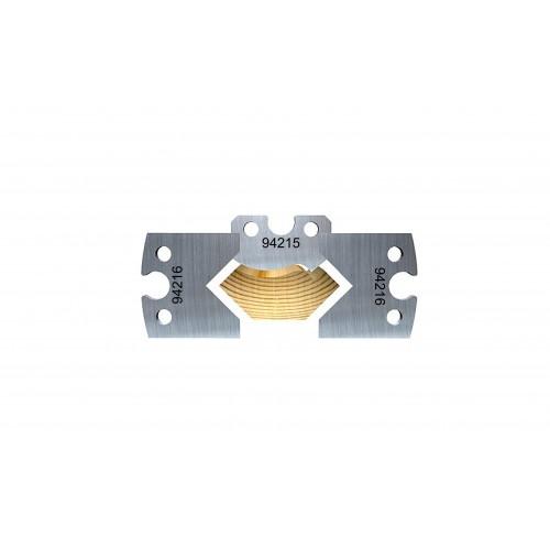 Hollow soffit moulding, 45 mm